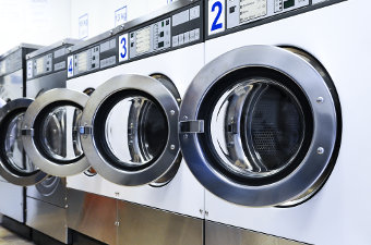 Commercial Clothes Washers