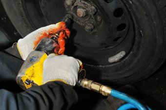 Pneumatic Equipment Lubricants