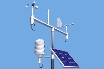 Weather Station for Irrigation Control