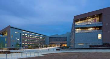 Picture of NREL Research Support Facility, Golden CO