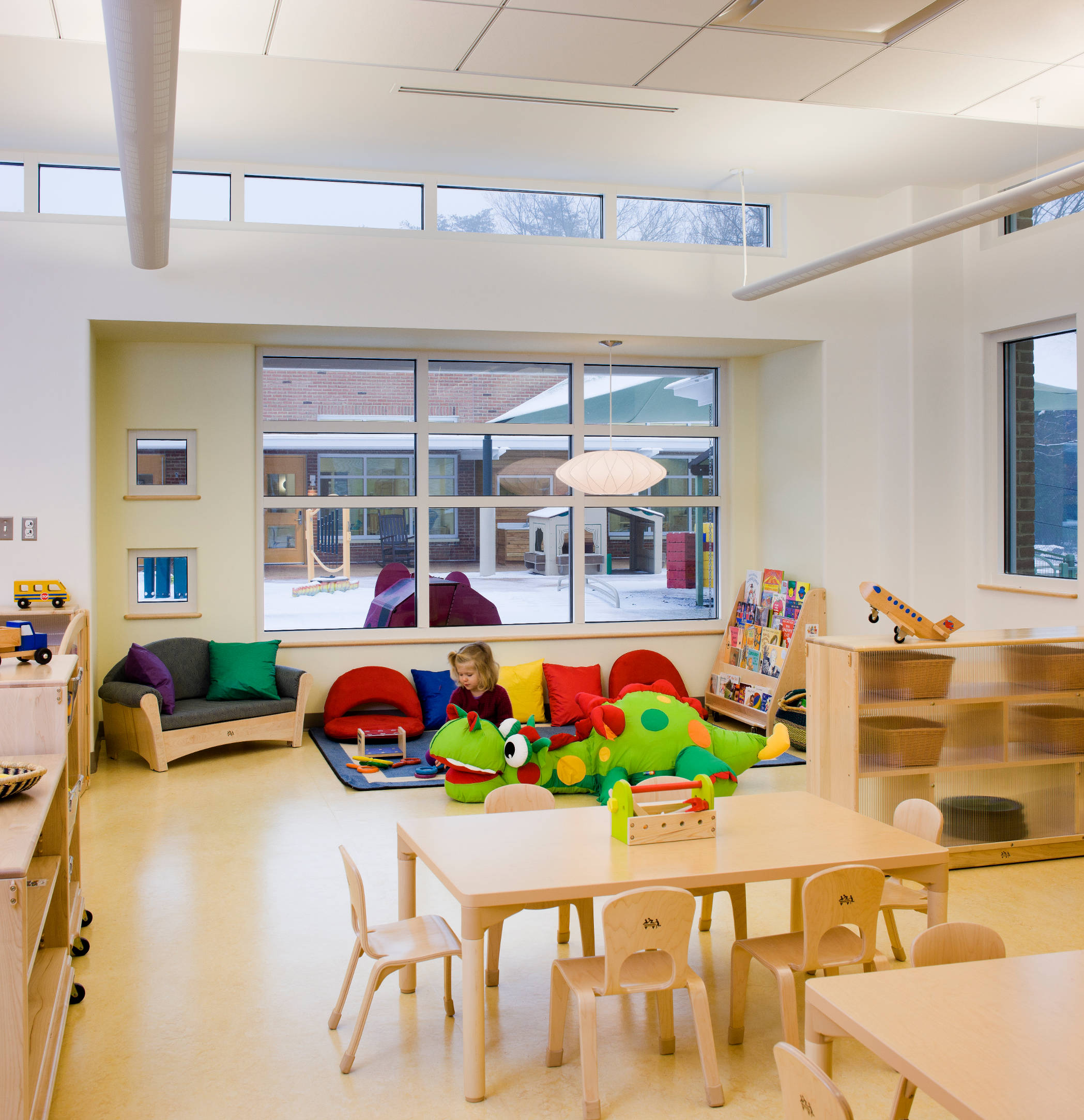 Child Care Centers Gsa Sustainable Facilites Tool
