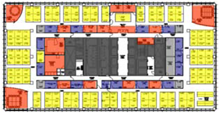 Post-Renovation Floor Plan