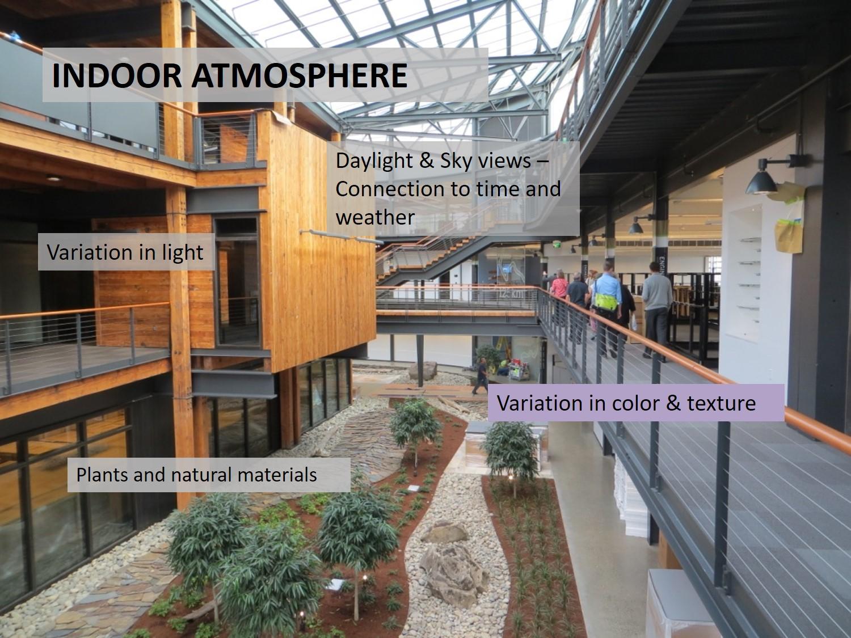 Federal Center South Biophilic Design GSA